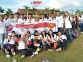 Keikut Sertaan BKD Dalam Acara Karnaval Memperingati HUT Mura dan HUT RI